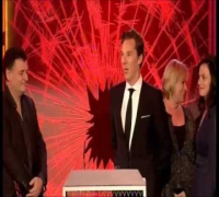 ♦ Benedict Cumberbatch/Martin Freeman - '12 Crime Thriller Awards ♦
