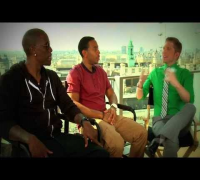 ▶ FAST & FURIOUS 6 Interviews Vin Diesel, Paul Walker, Jordana Brewster, Michelle Rodriguez and more
