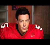 1 Minute & 45 Seconds Of Cory Monteith Ridiculousness.