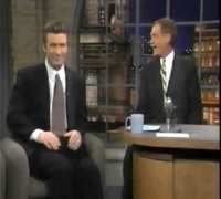 14 year old Natalie Portman on the Late Show with David Letterman (1996)