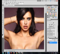 18 Adriana Lima Celebrity Photoshop CS5