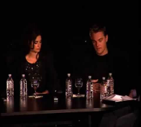 2007 Oscar Roundtable: Leonardo Dicaprio jokes!