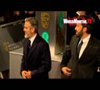 2013 BAFTA Awards Arrivals - Jennifer Lawrence, Anne Hathaway, Ben Affleck and more