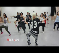 '23' ft Miley Cyrus choreography by Jasmine Meakin (Mega Jam)