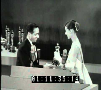 28th Academy Awards 21 March 1956 Newsreel