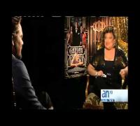 3-2-1 Acción -- Maria Salas entrevista a Leonardo DiCaprio de The Great Gatsby - América TeVé