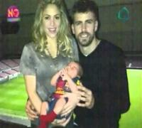 A shakira le gusta su cuerpo luego de haber tenido a Milan Piqué