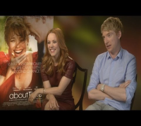About Time: Rachel McAdams and Domhnall Gleeson interview