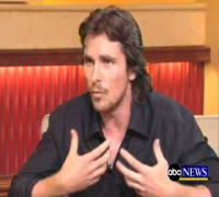 Acting is Pure Magic for Christian Bale