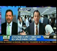 Actor Leonardo Dicaprio's Comment About Rich Capitalists Sparking Controversy - Forbes On Fox