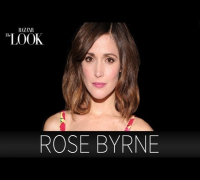Actress Rose Byrne Talks Style | Harper Bazaar's The Look