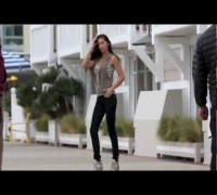 Adriana Lima & Alessandra Ambrosio VS Photoshoot- Behind The Scenes