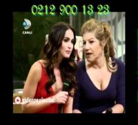 Adriana Lima Beyaz Show'da