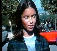 Adriana Lima Victoria's Secret Debut 1999- Part 1
