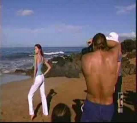 Adriana Lima Victoria's Secret Swimsuit Catalog Shoot