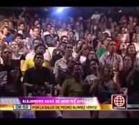 AE(5) - ALEJANDRO SANZ HABLA SOBRE EL HIJO DE SU AMIGA SHAKIRA