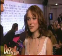 After Winning the Golden Globe Natalie Portman Interview