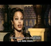 Alejandro Magno (Entrevista Angelina Jolie)