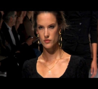 Alessandra Ambrosio Backstage - Fashion Week Spring 2012 - MODTV