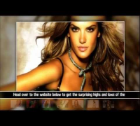 Alessandra Ambrosio Diet Secrets Revealed