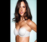 Alessandra Ambrosio Drops Dead Sexy in New Victoria's Secret Photoshoot