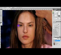 Alessandra Ambrosio no make up (Speed Edit)