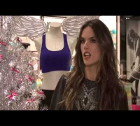 Alessandra Ambrosio Talks Babies, 25 Million Fantasy Bra and Drops Beauty