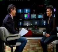 Alicia Keys entrevista Jornal da Globo 12.09.13