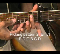 "Alicia Keys ""Fallin'"" By  How To Play  With OR Without Capo on Guitar Falling Easy"