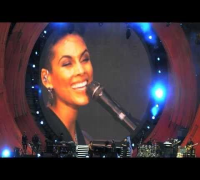 Alicia Keys @ Global Citizen Festival 2013