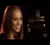 Alicia Keys ,HD, Empire State of Mind, at iheart radio,HD 1080p