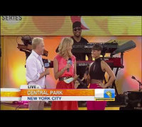 "Alicia Keys ""Interview"" & ""Fire We Make"" on Good Morning America"