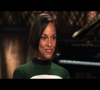 Alicia Keys Interview:  'Girl on Fire'