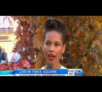 Alicia Keys Jennifer Hudson Talk New Movie GMA. Good Morning America #GMA