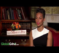 Alicia Keys & Jennifer Hudson Talks Addicts and Haters