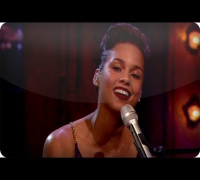 "Alicia Keys Sings ""Gummi Bears""  Theme Song (Jimmy Fallon)"