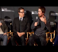 American Hustle - A Conversation with Christian Bale