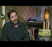 'American Hustle' Christian Bale Interview