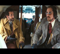 American Hustle Official Clip - Who's Running This (HD) Christian Bale, Amy Adams