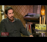 'American Hustle's' Christian Bale on His Weight Gain, Comb-Over