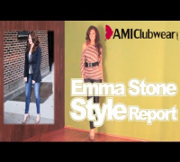 AMIClubwear : Emma Stone Style Report