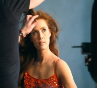 Amy Adams' Allure Cover Shoot