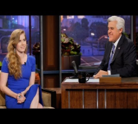 Amy Adams As Lois Lane - The Tonight Show with Jay Leno