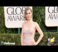 Amy Adams' Charming Marchesa Look At 2013 Golden Globes