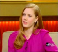 Amy Adams on ABC News