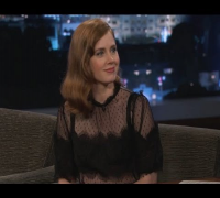 Amy Adams on Jimmy Kimmel Live PART 2