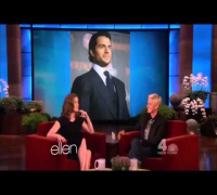 Amy Adams On The Ellen DeGeneres Show