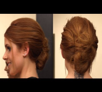 Amy Adams Oscars Hair Tutorial