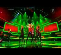 """Anastasia Stotskaya / Britney Spears Toxic Live Sound 2013. Show """"One to one"""""""