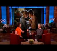 Andrew Garfield on Emma Stone